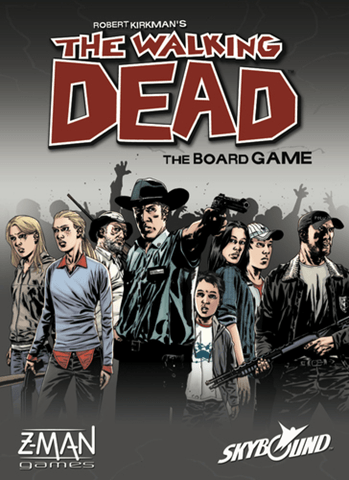 """THE WALKING DEAD """"The Boardgame"""" Image6"""
