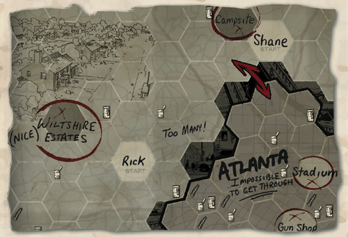 "THE WALKING DEAD ""The Boardgame"" Image7"