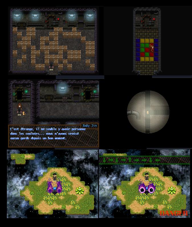 Ground.0_reloaded : 2 chapitres complets, 33 épisodes - plus de 30h de jeu ! La fin du monde commence ici... Balrog2