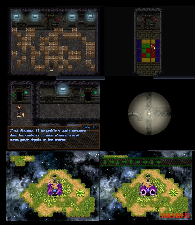 Ground.0_reloaded : 2 chapitres complets, 33 épisodes - plus de 30h de jeu ! La fin du monde commence ici... Balrog-002