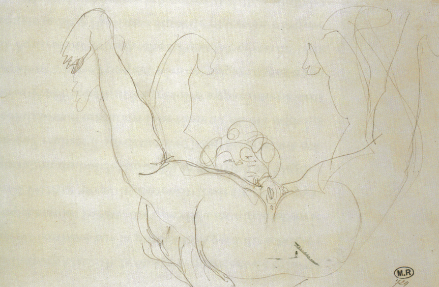 Obsession Corps flottant Rodin-eros-4