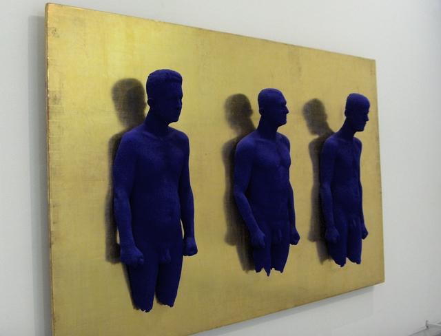 La sculpture du XXe siècle, qui me plaît Klein_1