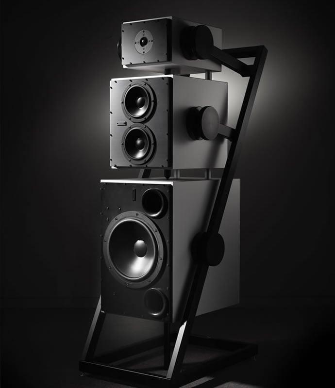 Goldmund  Logos Anatta. Goldmund-Logos-Anatta-wireless-speaker-system-3
