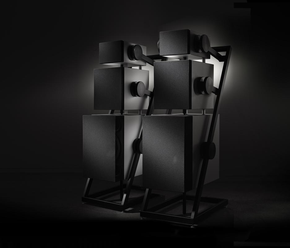 Goldmund  Logos Anatta. Goldmund-Logos-Anatta-wireless-speaker-system-5