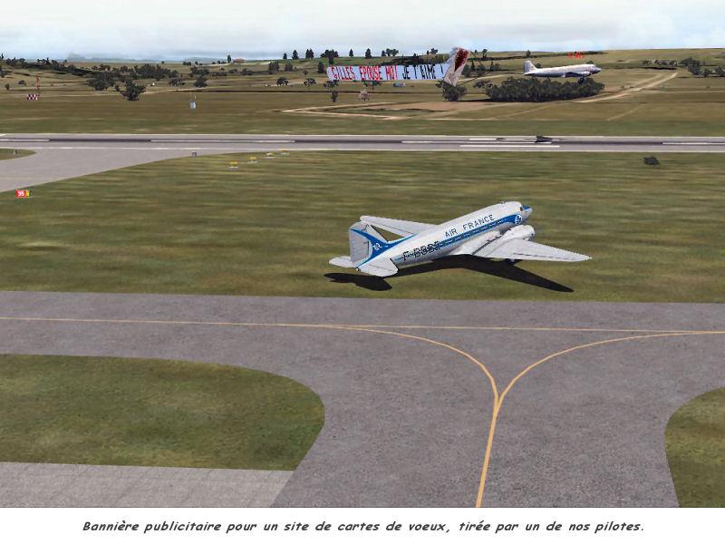 Compte rendu du vol du vol réseau du 13/05/2016 - Vol en DC3 AV3