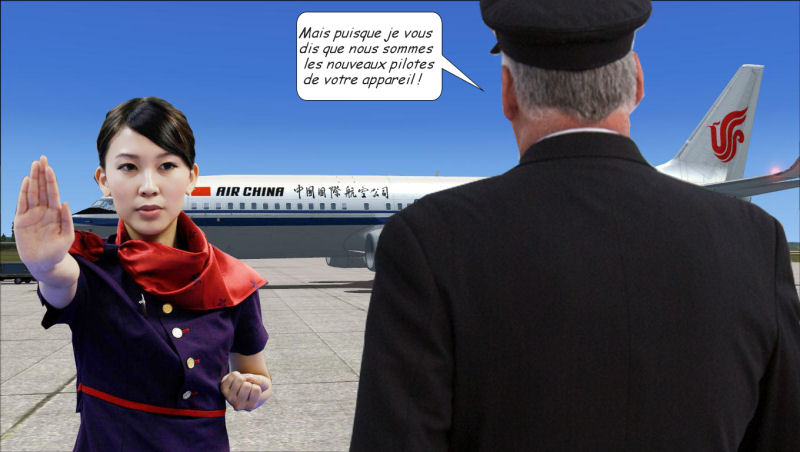 Succursale FSX-France China