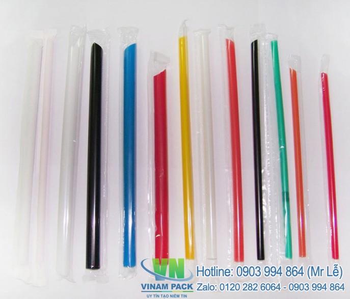 Sản xuất ống hút giấy hoàn toàn từ nguyên liệu thiên nhiên Ong-hut-boc-mang-nhua