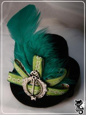 Lysel K. créations - Accessoires, Chapeau, Bijoux Ldoll_hat02s