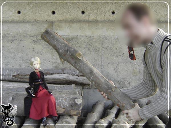 Que pensent vos chéri(e)s des BJD et Autres poupées ? - Page 7 LyselSb_BJDbuche_s