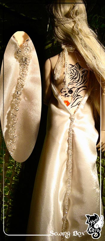 Lysel Katz sewing box > manteau acidulé & flashy p8 LyselSb_camelia-whitedress02s