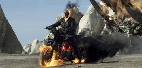 Top 10 akcijskih filmova koji se očekuju u  2012. Ghost-Rider