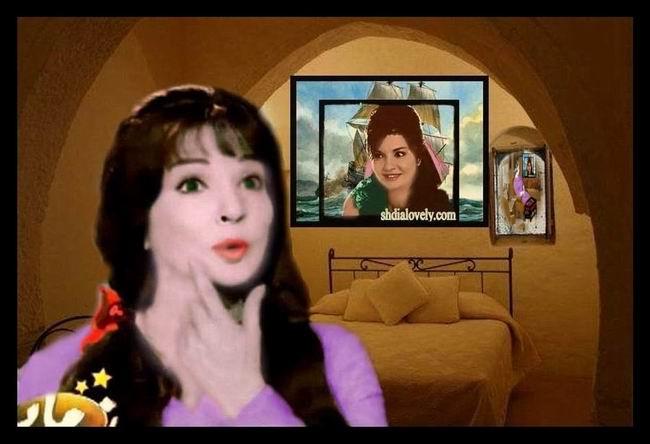 تلوين وتصميمات حليم العراقي للمحبوبة شادية  - صفحة 22 102630