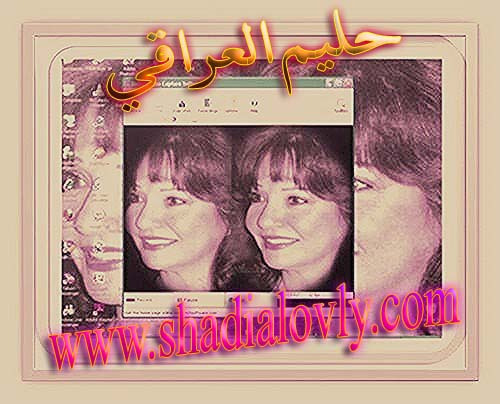تلوين وتصميمات حليم العراقي للمحبوبة شادية  - صفحة 3 92633