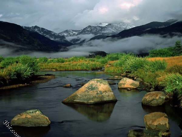 صور من الطبيعه الخلابه انهار جبال سهول شلالات بحيرات 13235