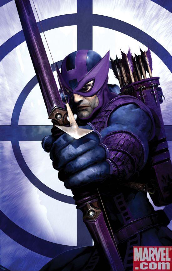 Part 14 / 14 Hawkeye