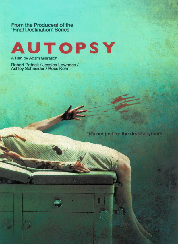 Vos derniers visionnages DVD et  Blu Ray - Page 4 Autopsy_poster