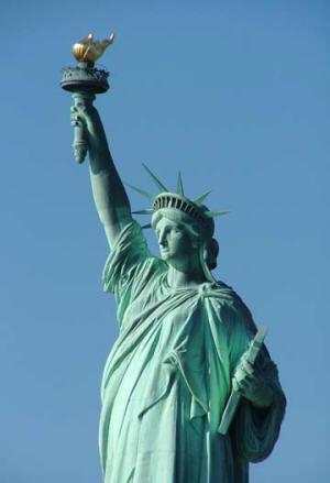 A New York-i Szabadságszobor L1