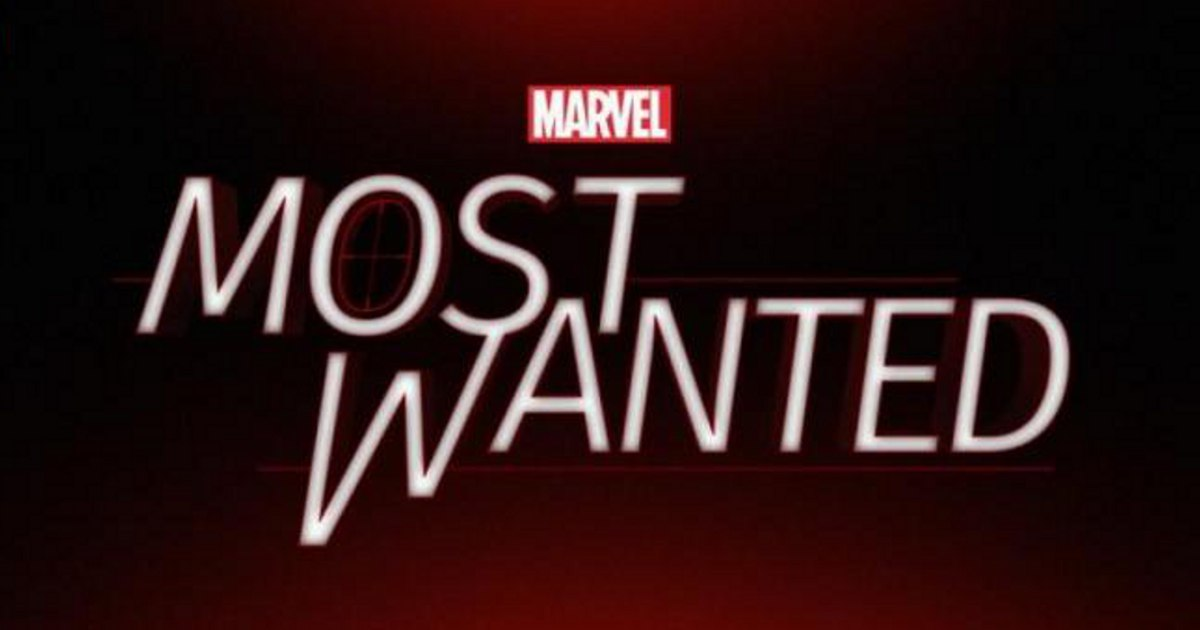 "Serie TV > ""Marvel's Most Wanted"" 46691"