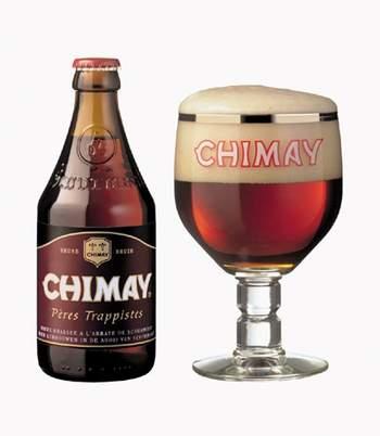 Bières et autres boissons alcoolisées Chimay-red-435258