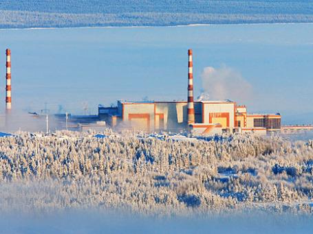 Срабатывание автоматики привело к остановке работы энергоблока Кольской АЭС Kolskaya_as_1