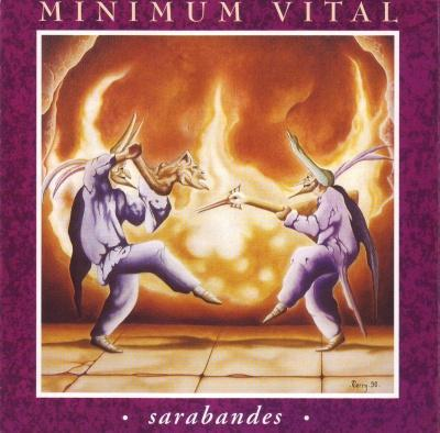 ¿AHORA ESCUCHAS? : Rock progresivo/Sinfonico/Afines - Página 3 Sarabandes-minimum-vital-1990-L-1