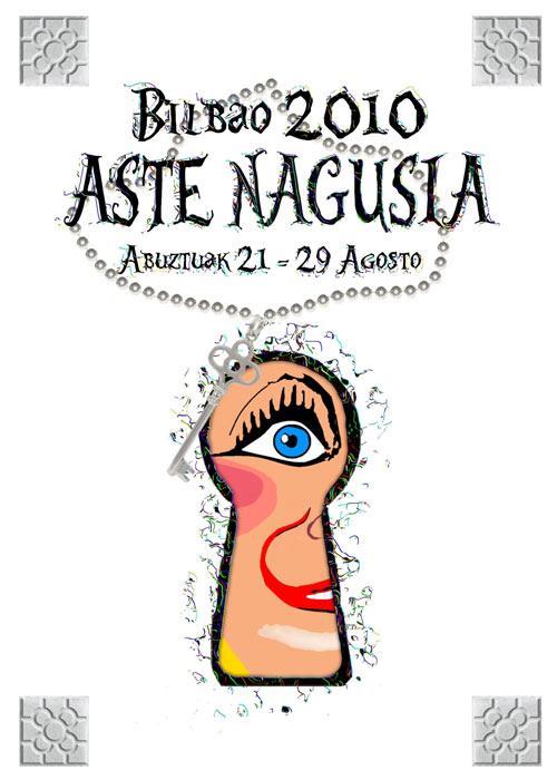 EL OJO QUE TODO LO VE DE SATAN - PARTE 2 Cartel-ganador-aste-nagusia-2010-L-1