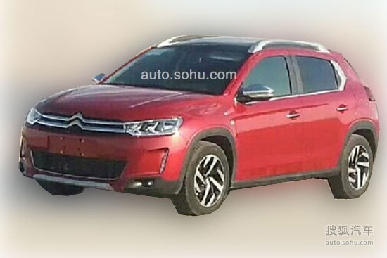 2014 - [Citroën] C3-XR (Chine) - Page 10 Img3268073_800