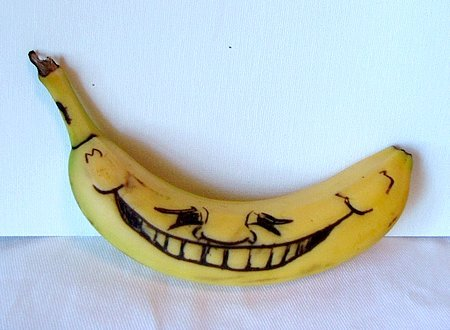 Bonne Dimanche Banane1