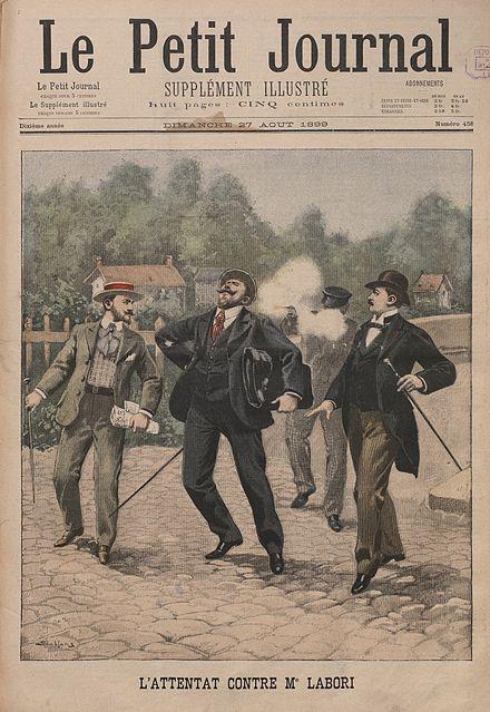Les oncles d'Amérique 440px-Petit_journal_8_27_1899_Fernand_Labori