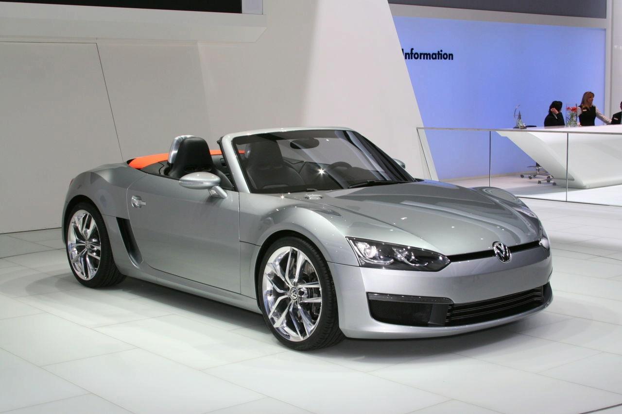 2019 - [Tesla] Roadster II 2013-Volkswagen-BlueSport-1