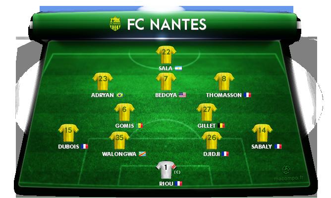 [37e journée de L1] FC Nantes 1-2 SM Caen VP8qxf