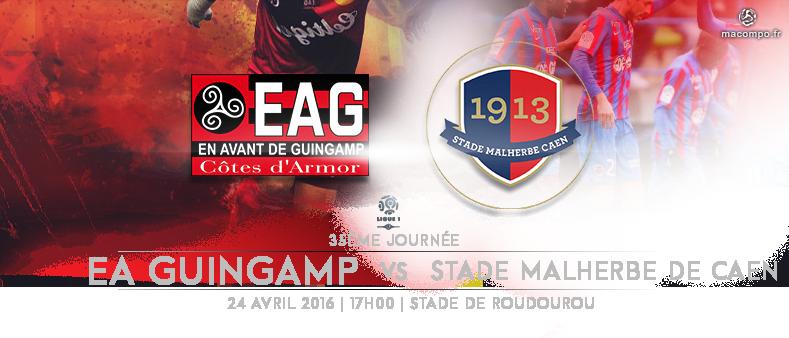 [35e journée de L1] EA Guingamp 1-1 SM Caen Q8rsWg