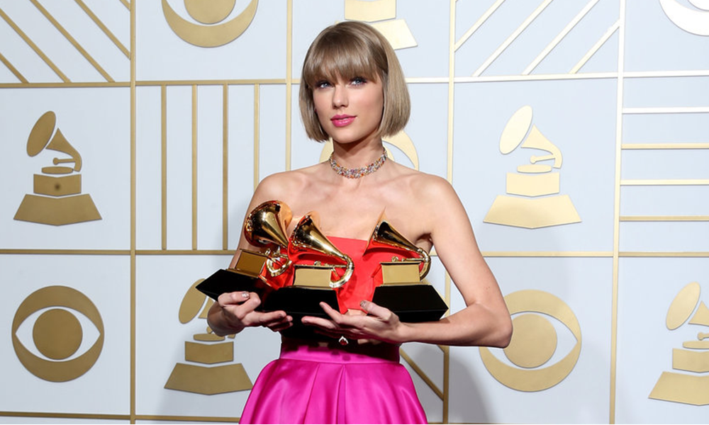 Grammy Awards 2016 Taylor-Swift-Grammy2016-1000x600
