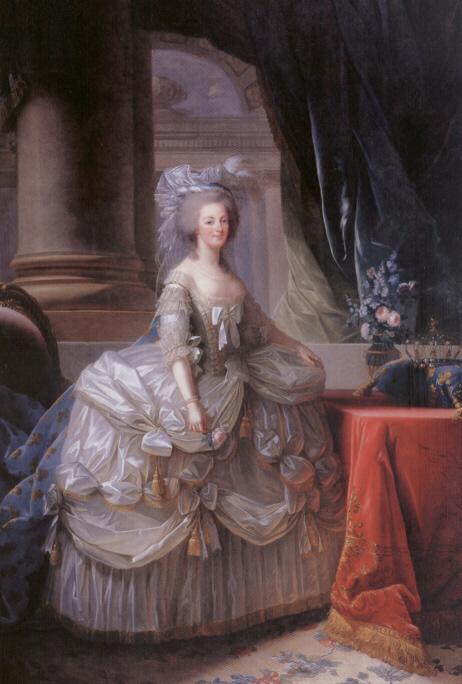 Marie-Antoinette in Art - Page 3 Marie12