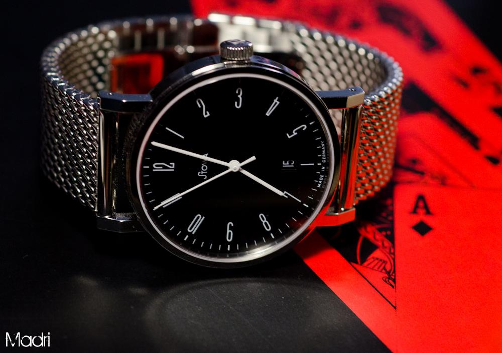 Bracelet maille milanaise Antea-1