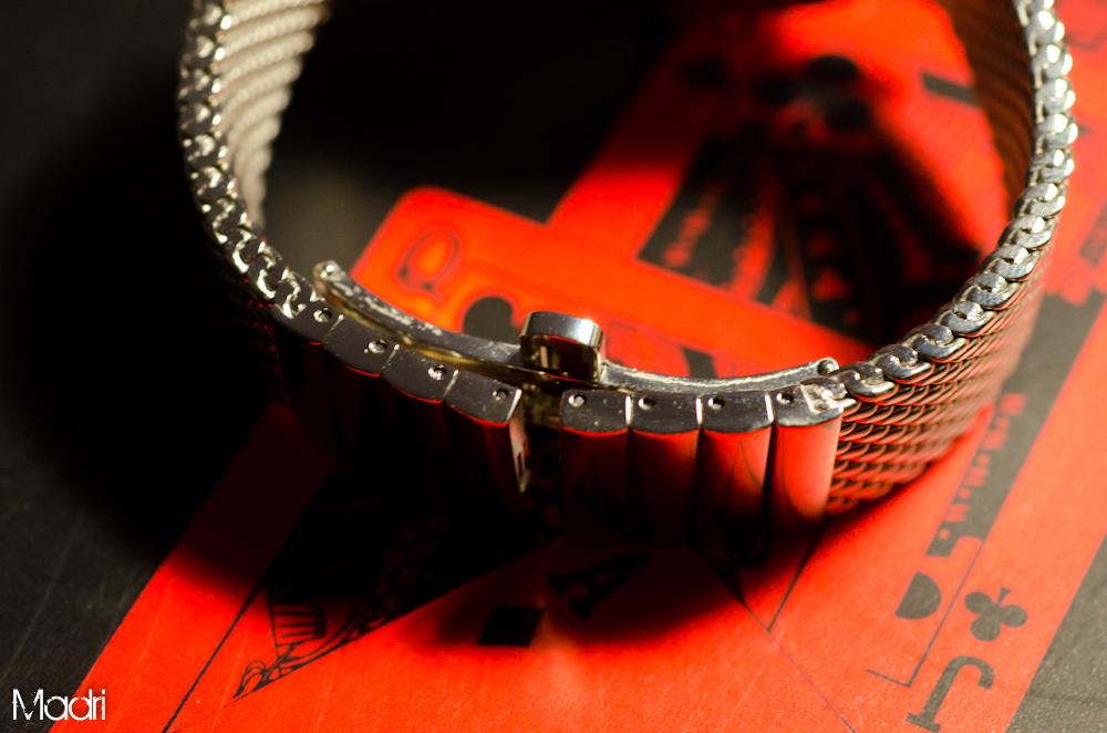 Bracelet maille milanaise Antea-8