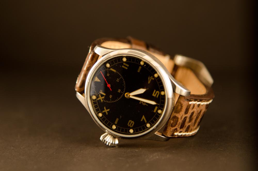 Bracelet Nubuck / Peau retournée Destroyer-1