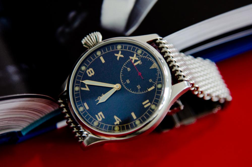 Bracelet maille milanaise Destroyer-11