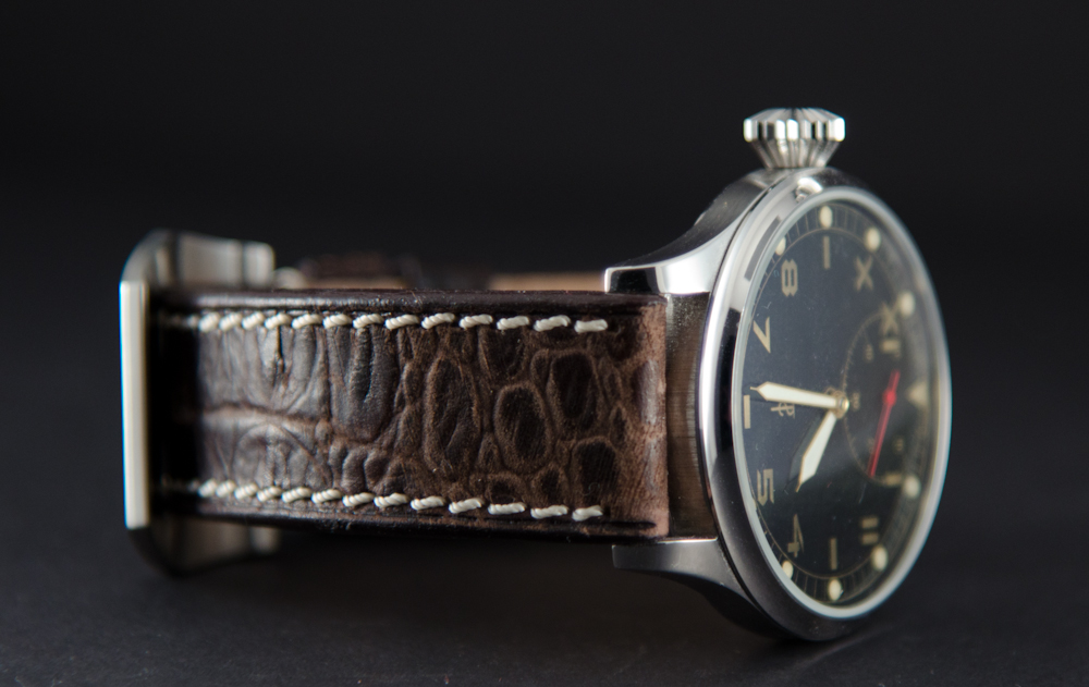 Bracelet Nubuck / Peau retournée Destroyer-2