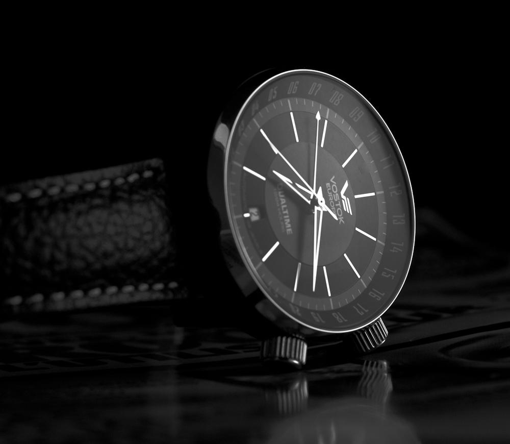 Montrez vos montres !  Vostok-3