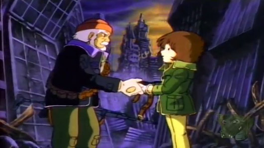 """Escape From Cyber City"" un jeu LaserDisc jouable sur Youtube ! Freedom-fighter"
