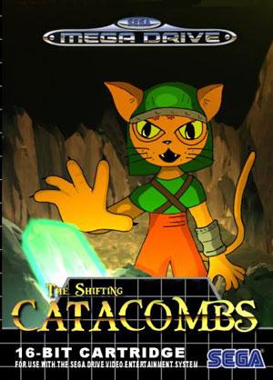 The Shifting Catacombs, nouveau jeu cartouche sur MegaDrive Shifting-catacombs