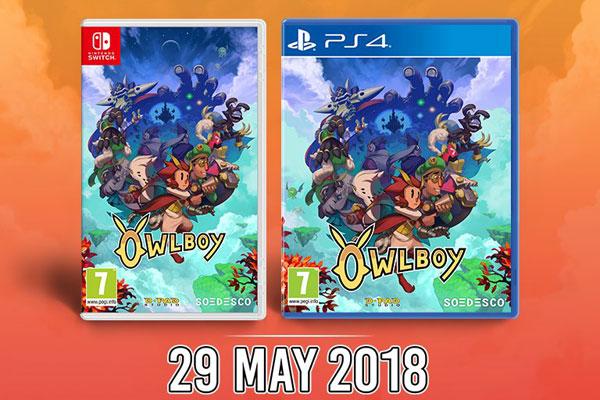 [PRECO] Owlboy sur Switch et PS4 sortie le 29 mai Owlboy-ps4-switch