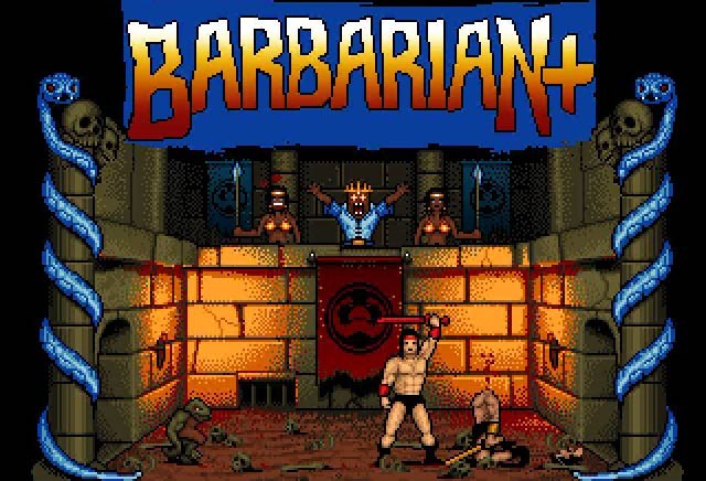 Barbarian + !! Barbarian-plus
