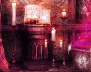 магический - Алтарь – основной магический инструмент Koldovskoy_altar_1-300x240