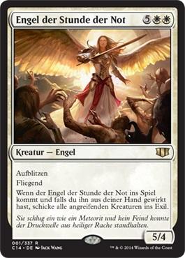 Commander 2014 Engel-der-Stunde-der-Not