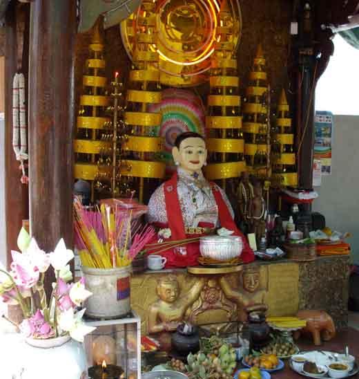 Bouddhisme au Cambodge P9