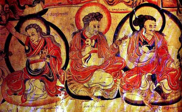 Les Ngagphang Ancient-ngakpa
