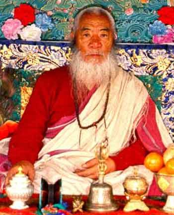 Les Ngagphang Chatral-rinpoche