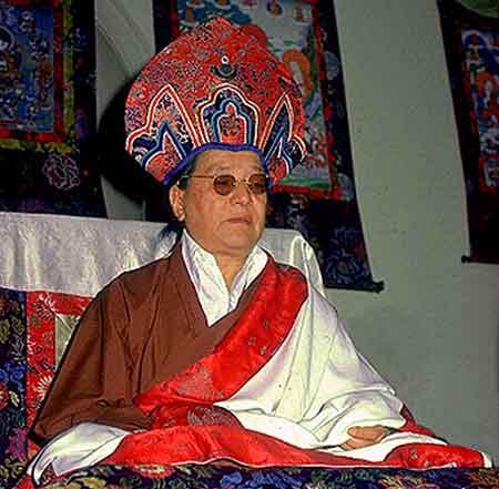 Les Ngagphang Dudjom-rinpoche